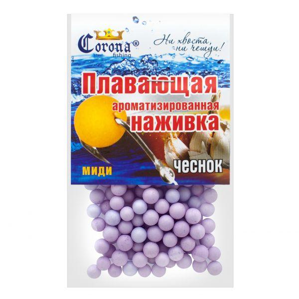 Пінопластові кульки для риболовлі - Часник