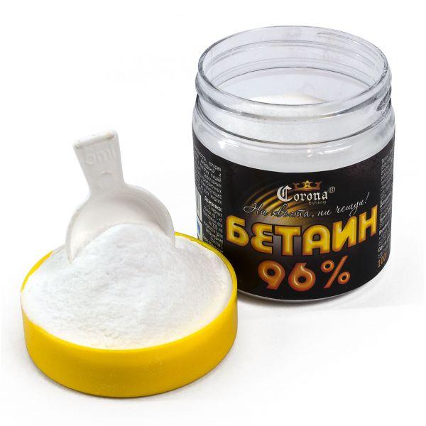 Бетаїн - активатор клювання - 100 грам
