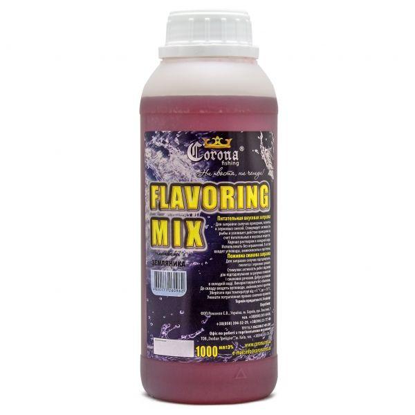Короповий аттрактант Flavoring Mix - Суниця - 1000 мл