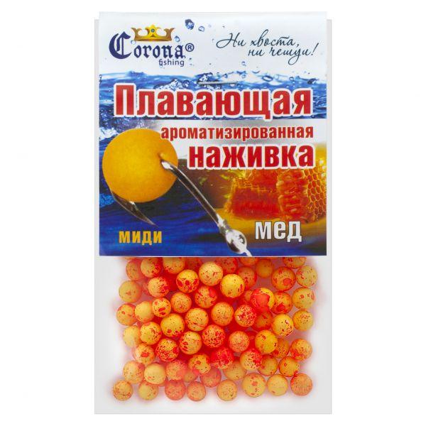 Пінопластові кульки для риболовлі - Мед