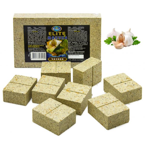 Elite Макуха - Часник - 300 грам