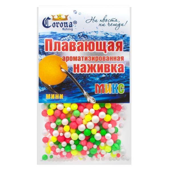 Пінопластові кульки для риболовлі - Мікс