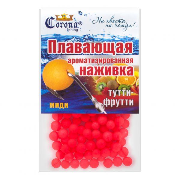 Пінопластові кульки для риболовлі - Тутті-Фрутті